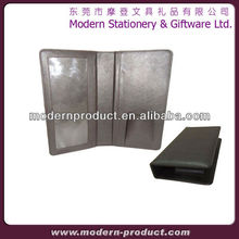High grade leather hotel remote control holder