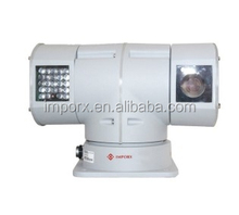 Vehicle mounted camera intelligent high-speed ball PTZ camera IR 80 meters IP66 IR PTZ China CCTV camera