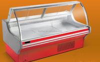Meat display refrigerator meat shop equipment