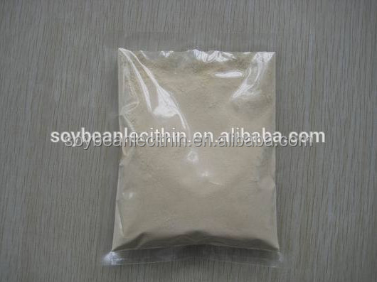 liquid soy lecithin as wetting agent, dispersing agent, W/O emulsifier