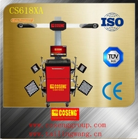 original ce certification 3d wheel aligner/ccd computerized wheel alignment