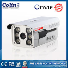Colin New Nightvision IR-CUT Onvif POE Support Mega Pixel low illumination ir led 1/3'' cmos outdoor 960p ip camera