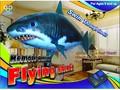 volando tipo de pescado y la manía de rc radio control estilo rair pez volador