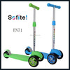Single pedal scooter,big wheel scooter,3 wheel trike scooter