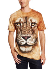 Fashion Wholesale Cotton Man T-shirt Printing, 3D T-shirt, Custom T Shirt