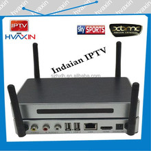 New TV Android tv box indian channels with Free iptv account +nilesat iptv