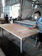 Raw Plywood no face no back, good core and glue origin of Vietnam