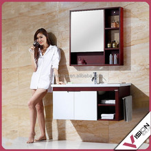 bathroom mirror cabinet /mirror cabinet wall mounted