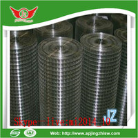 iron welded wire mesh for dog cages