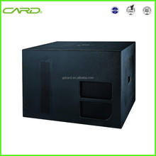 the preferential price promotion manufacturer 15'' active subwoofer box