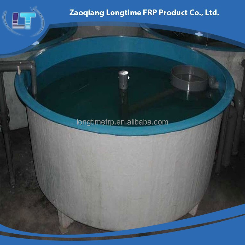 large commercial fish tanks, FRP fish farming tank, fish tanks ...
