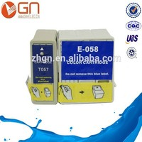 New compatible printing ink cartridge T057 T058 For EPSON ME1 ME100 ME1+ printer