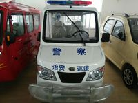 good quality open electric fuel car for traffic patrolling