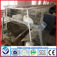 china manufacturer rabbit transport cage/folding rabbit cage/3 story rabbit cage