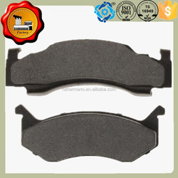 Quality factory brake pads D123-7019A American cars DODGE