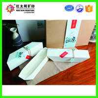 Creative paper packing box for sea cucumber jelly