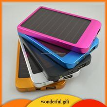 potable power bank , solar power bank , promotion gift,2600mah