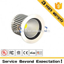 SAA& CE&LVD&EMC&RoHS approval 30w LED Adjustable Recessed Down Light