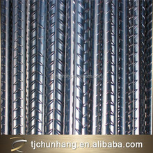 top quality steel rebar, deformed steel bar, iron rods for construction/concrete