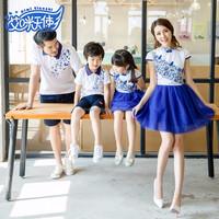 wholesale family clothing matching girls dress latest dress designs