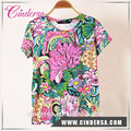 Camisetas para hombres, fabricantes de camisetas t china, venta al por mayor camisetas en blanco