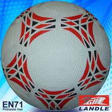de goma pelota de fútbol de promoción