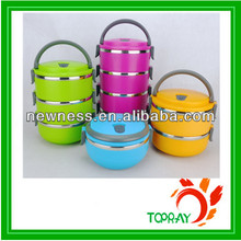 New design stainless steel thermal lunch box/dinner box/food container