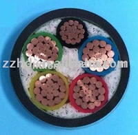 power cable---0.6/1 kV Copper Conductor ,Power Cable CU/PVC/SWA/XLPE
