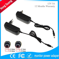rapid delivery 12v 3a universal power adapter for wholesale