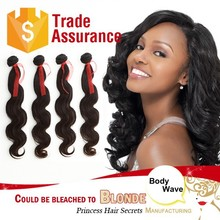 Wholesale raw hair products body weave 6a brazilian virgin hair 100% unprocessed remy human hair extension distributor