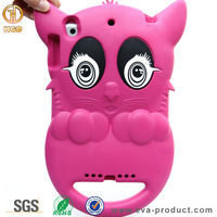 Lovely animal shaped top quality hot sales for mini iPad case