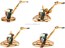Gasoline Power Source and Engineers Available to Service Machinery Overseas After-sales Service Provided Mini Power Trowel