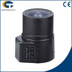 LEM0281214i Manufacturer Supply 2.8-12mm Auto Iris Motorized Zoom and Focus Lens