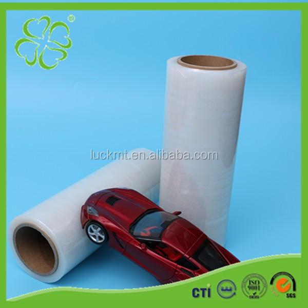Envoltório da pálete Da Mão Rolo de Película de Estiramento do PE para Uso Da Máquina Pallet