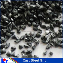 SAE High Carbon Steel Grit_Sand Blasting Grit G14 For Sand Blast Cleaning