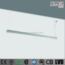 Interior T5 tube fluorescent pendant / 28W pendant / fluorescent ring light / T5 office pendant P2B0008