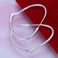 women jewelry hook dangle earrings 925 sterling silver jewelry wholesale