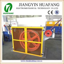 Carbon wire rewinding machine specification