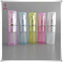 Good quality 8ml travel small empty miniature perfume bottle