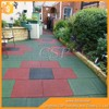 China durable private rubber anti slip floor tile