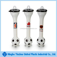 Hot new products for 2015 500ml plastic PET football shaped drinking yard of ale plastic party cup