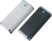 LED Flashlight Mobile Power 5200mAh