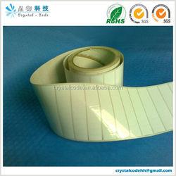 Various materials lens sticker adhesive