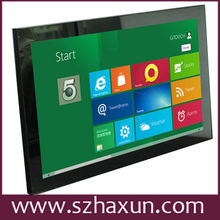 21.5inch capacitive touch computer with 2*RS232, Windows 8 support