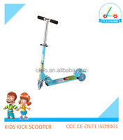 THE MOST UP TO DATE Folds down Kick Scooter For Kid with T-bar handle