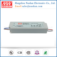 Mean well 60w led driver/Mean Well waterproof driver/12v 60w led driver