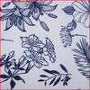 Elegant printing nonwoven fabric used in bags and garment