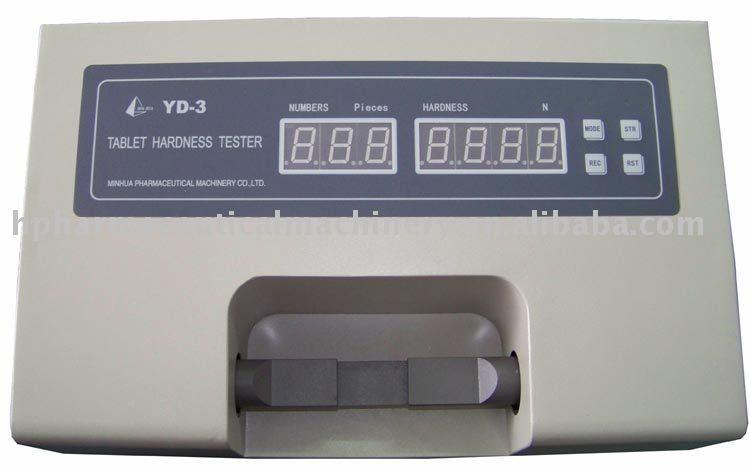 De la tableta probador de la dureza YD-3