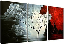 100% Hand-painted Oil Paintings Modern Canvas Wall Art Decor for Home Decoration Landscape Oil Paintings on Canvas