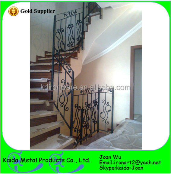 Lowes Wrought Iron Railings For Indoor Interior Stairs View Lowes Wrought Iron Railings Kda